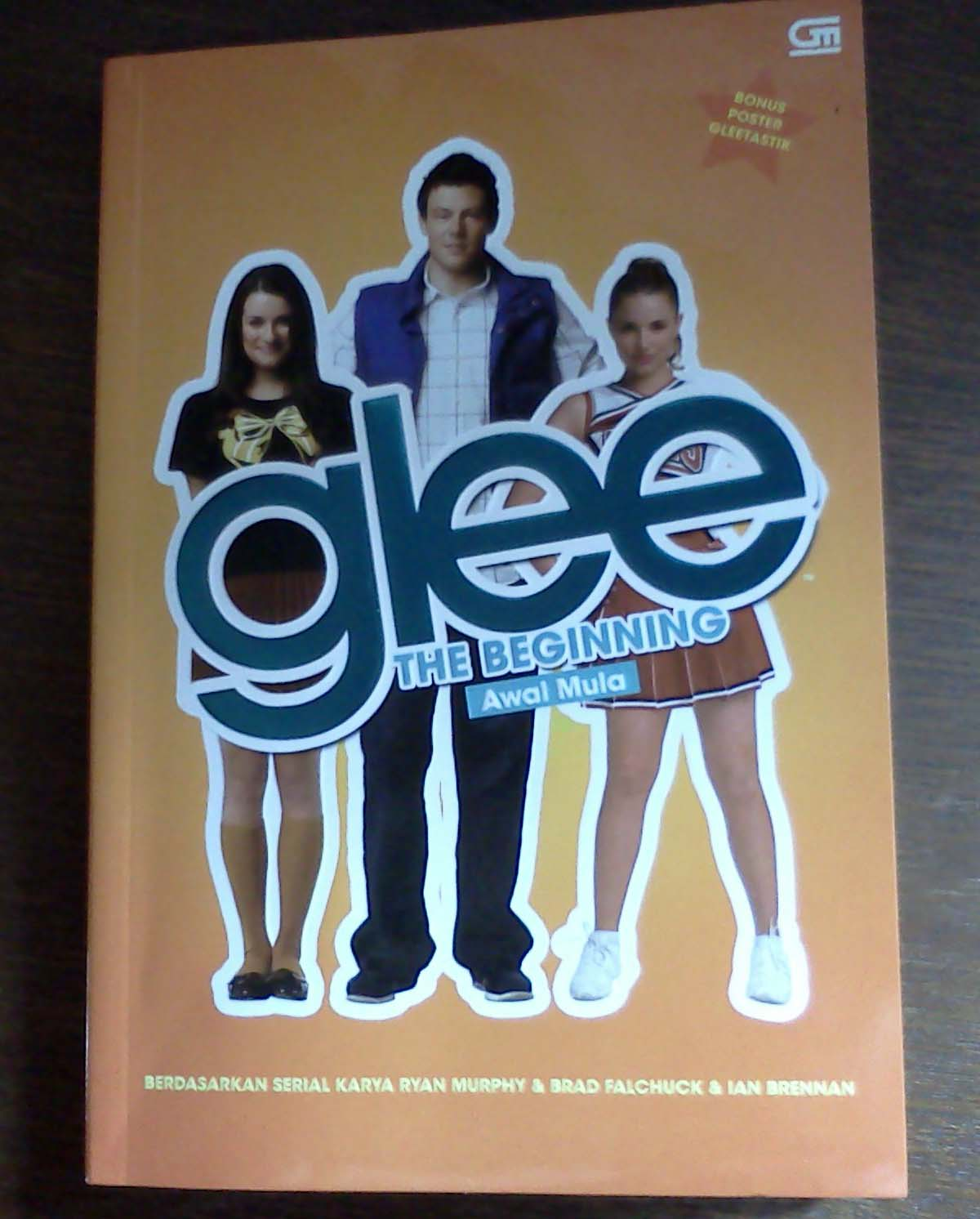 Glee the beginning: awal mula